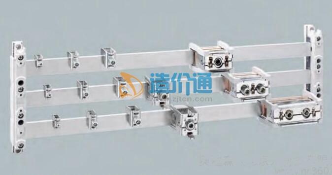 钢性母线支架图片
