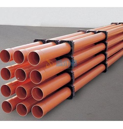 PVC电力护套管图片
