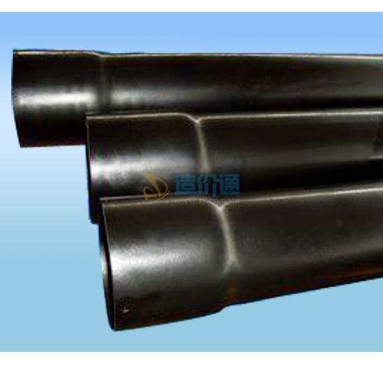 PP埋地式高压电力电缆用波纹套管图片