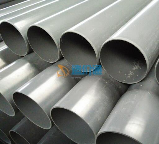 PVC-U排污活套管图片