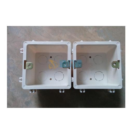 PVC-U电工管件-开关盒图片