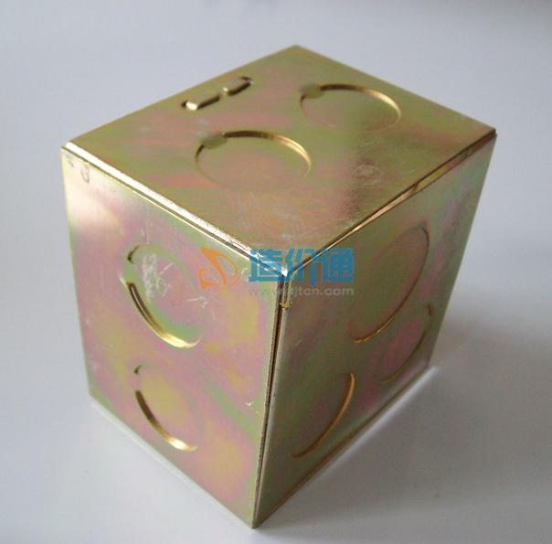 暗?#26263;?#22836;圆盒(双直通)图片