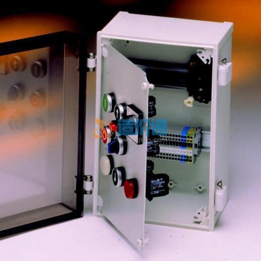 断电自动复位控制盒图片