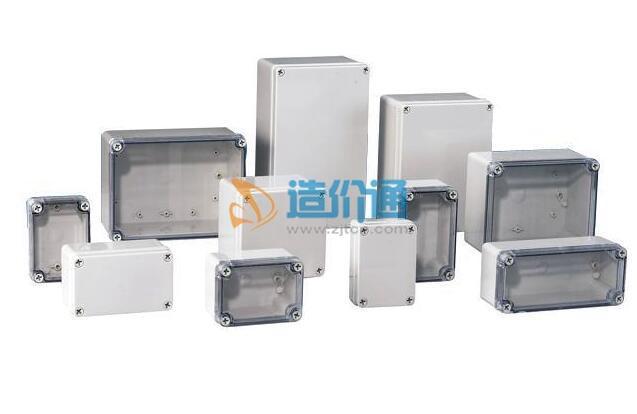 PVC-U线盒图片