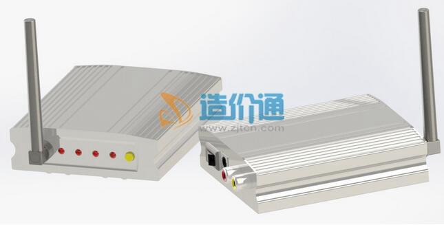 干触电接收器图片