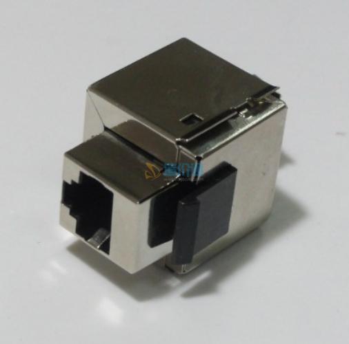 非屏蔽T568AB信息模块图片