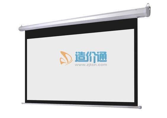 投影屏幕图片