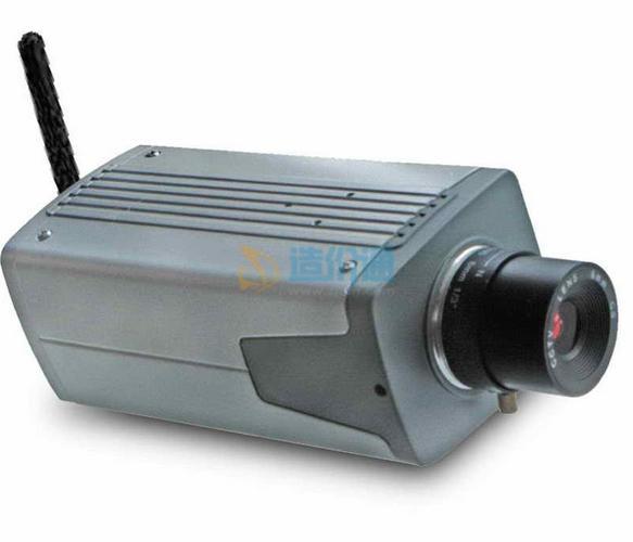 百万像素点阵式90红外一体防水枪型摄像机图片
