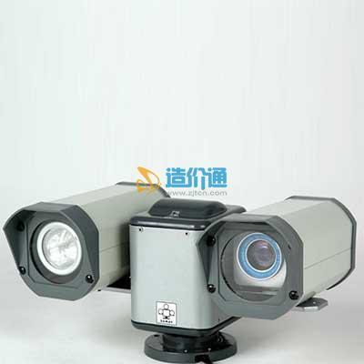 一体化云台摄像机(制高点带雨刷)图片