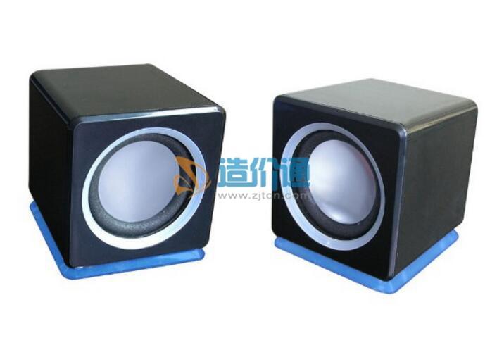 6W音箱,白色,带音控器图片