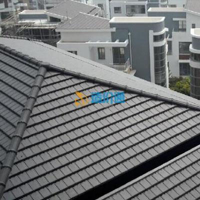 别墅瓦,屋面瓦图片