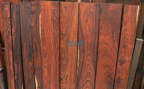 老挝红酸枝木图片