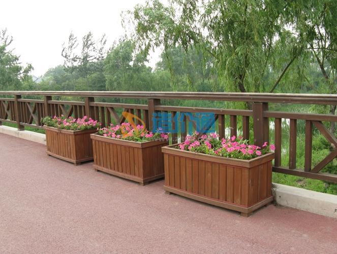 景观花池图片