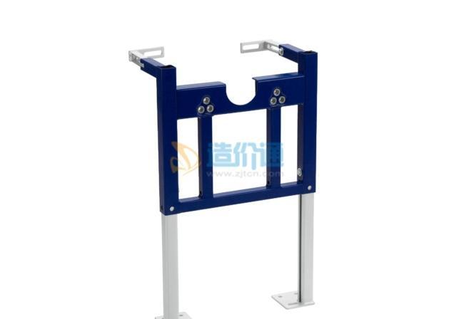 门吊型笼式双向抗震支架图片