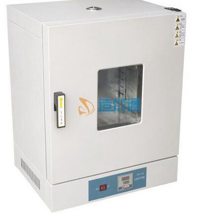 Ⅱ型电热恒温干燥箱(新一代)(数显式不锈钢胆)图片