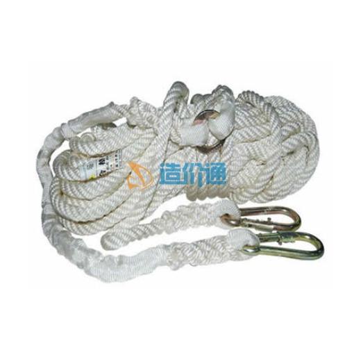 安全绳止锁+直绳图片