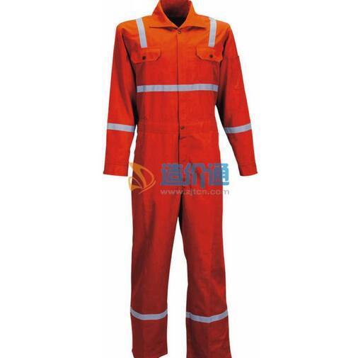消防员灭火防护服图片