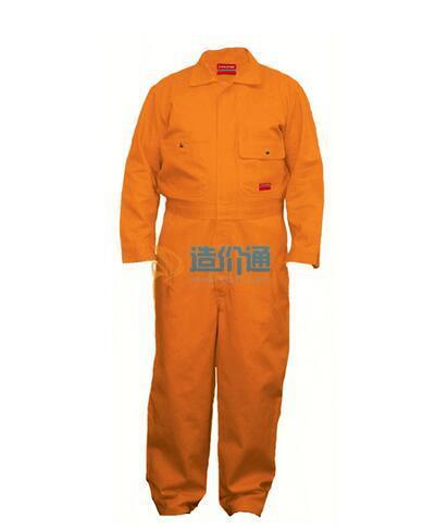 水产业劳保工作服图片