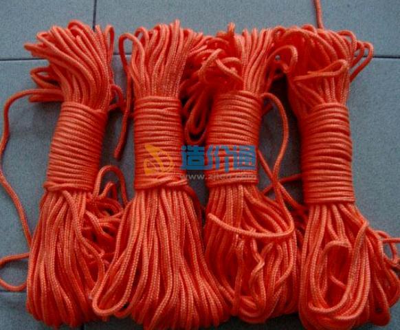 DFS-I消防员耐火救生绳图片