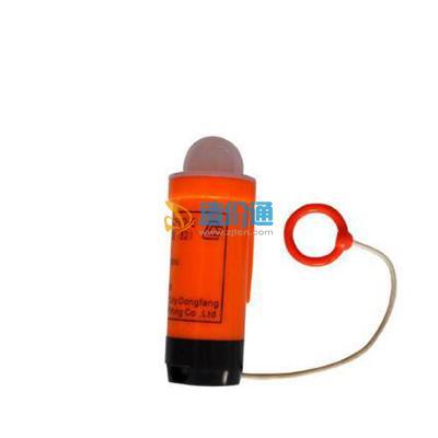 碱性干电池救生衣灯图片