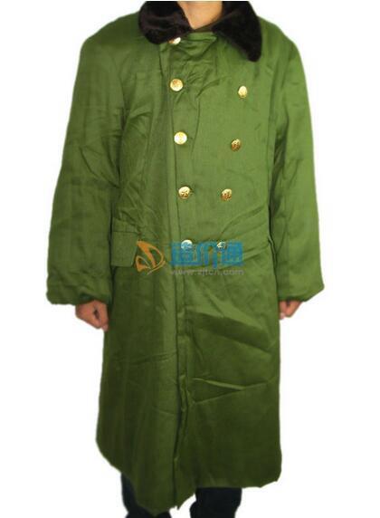 军大衣图片