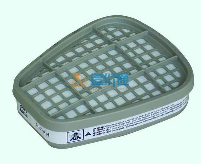 滤毒盒-防氨,硫化氢图片