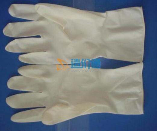 防化手套图片