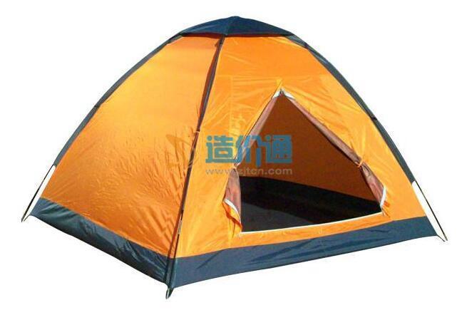 棉帐篷图片