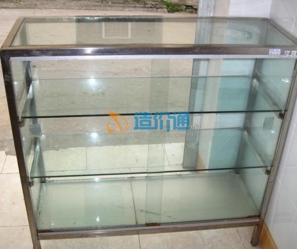 玻璃柜门锁(单门)图片