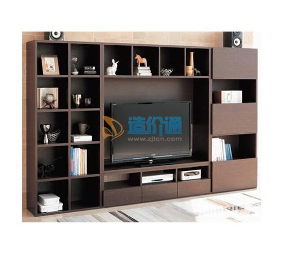 古典厅柜、六门厅柜、六门电视柜、六门视听柜图片