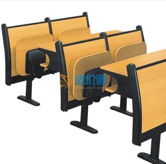 培训课桌椅2多功能室桌椅图片