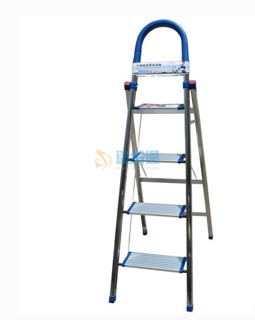 钢梯平台热浸锌踏步板图片