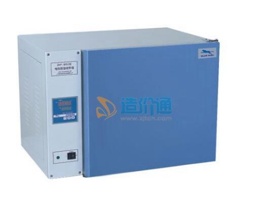 Ⅱ型隔水式电热恒温培养箱(新一代)(数显式不锈钢胆)图片