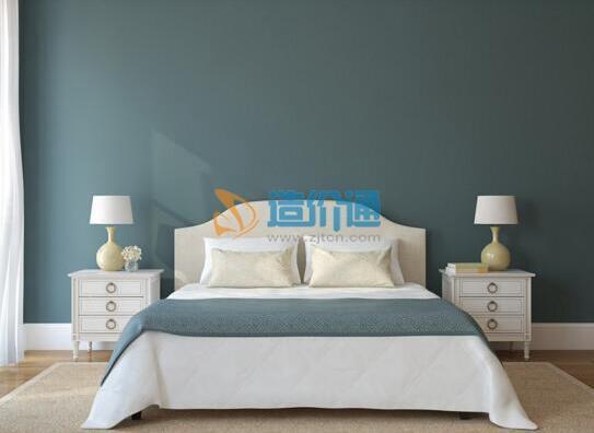 双人床床屏图片