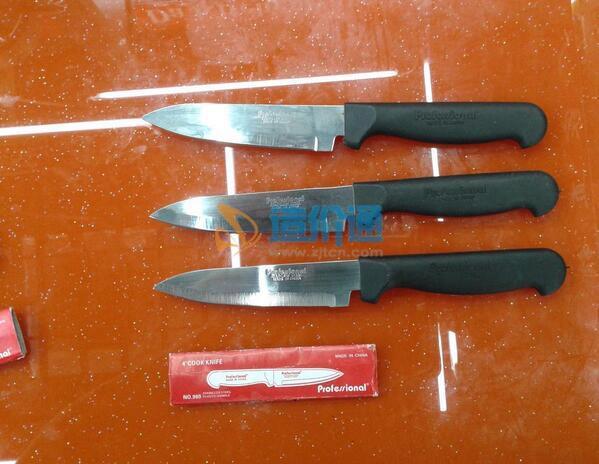 普洛特厨用刀具套装图片