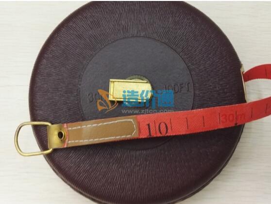 架式玻纤皮尺图片