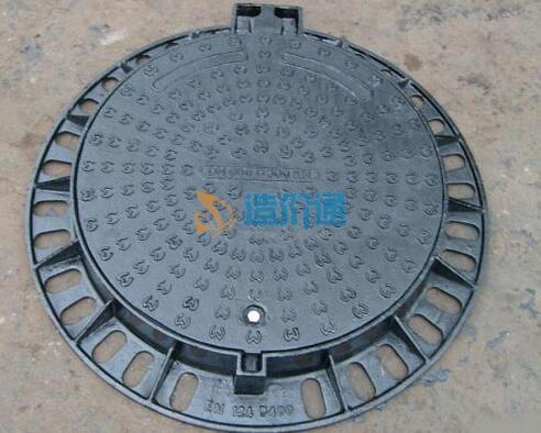 BMC模压圆井盖图片