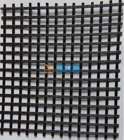 玻璃纤维土工格栅图片