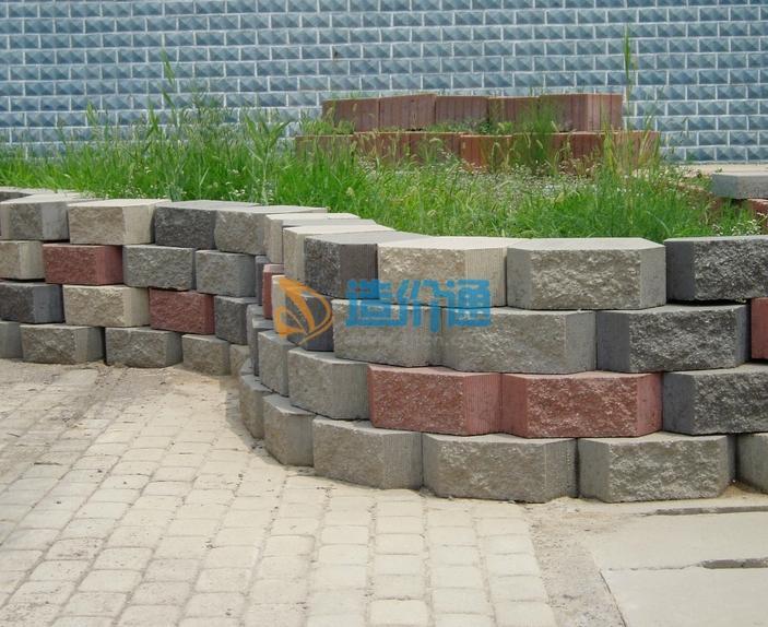 方型花盆砖图片