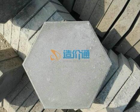 连锁护坡砖图片