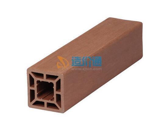 塑木立柱(方通)图片