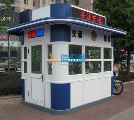 岗亭(广州市白云区同和恒翔机电设备厂)图片