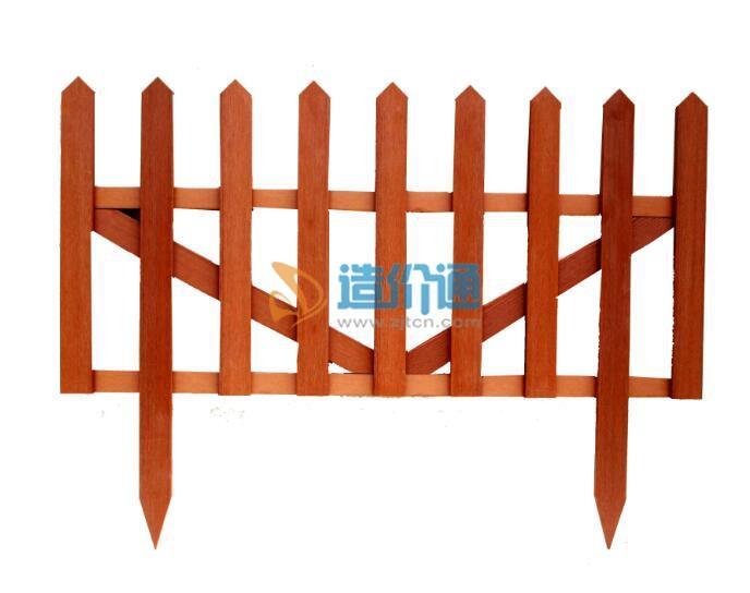 双环标准栅栏图片