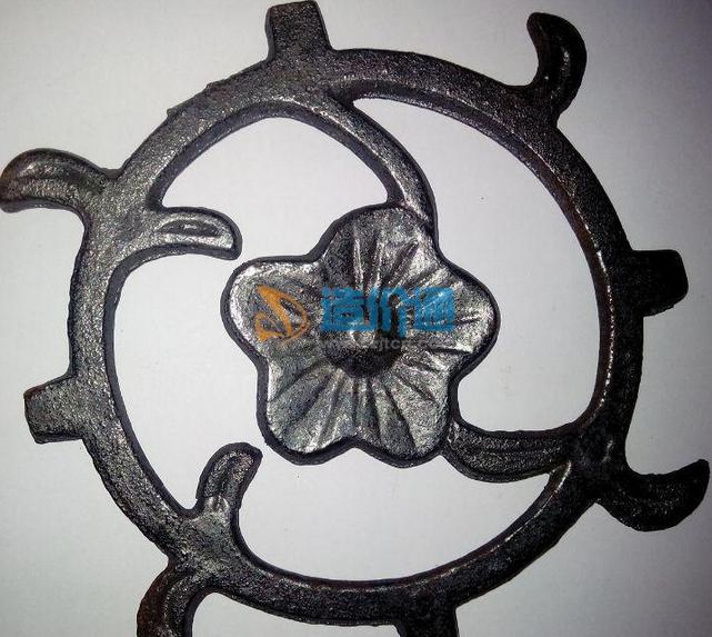 铸铁大门图片