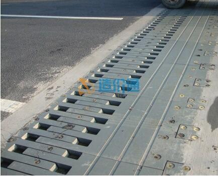桥梁伸缩缝混凝土新材料图片