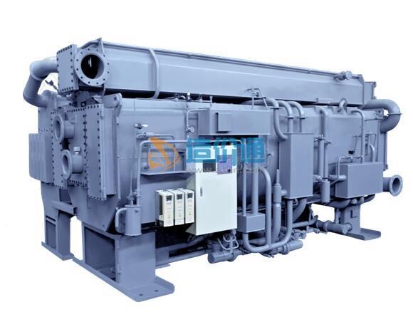 室外型5HP低温低噪音涡旋制冷机组图片