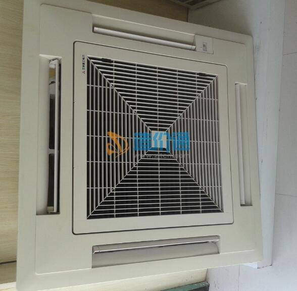 组合户式地暖中央空调机组图片