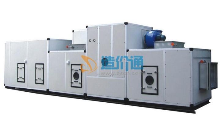 组合式空调机组图片