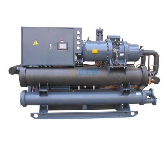 满液式冷水机组图片