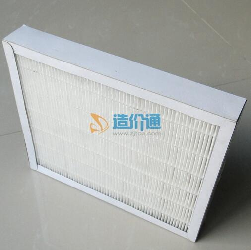 PM2.5空气过滤箱图片